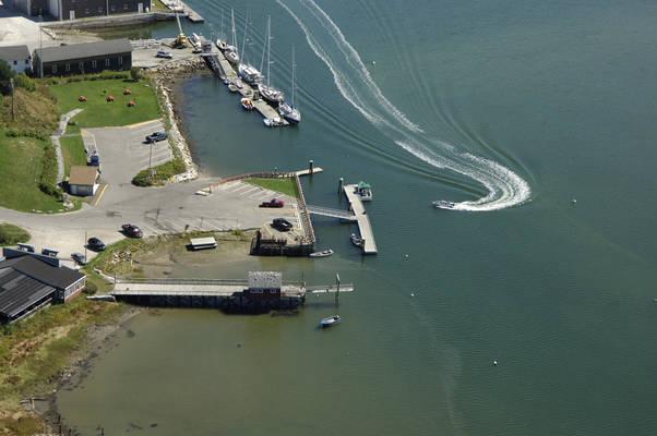 Thomaston Town Dock