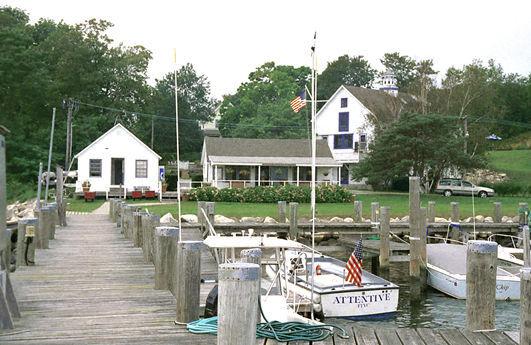 Fishers Island Marina Ny