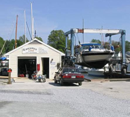Rockhold Creek Marina