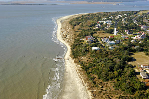 Charleston Light (Sullivan's Island Light, New Charleston Light)