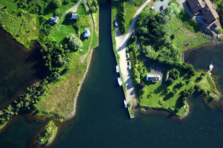 St. Peters Canal Inlet
