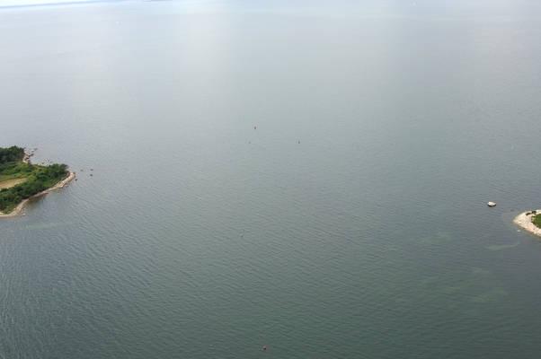 Quissett Harbor Inlet