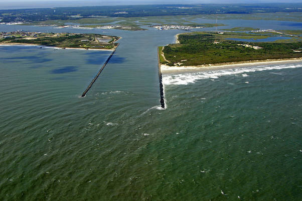 Cape May Inlet