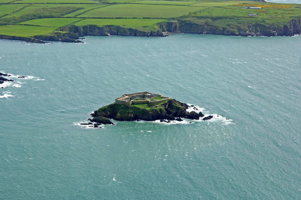 Thorn Island Fort