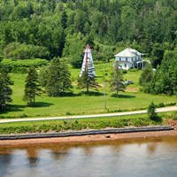 Georgetown Rear Range Light (Wightman's Point Light)