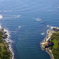 Damariscove Harbor Inlet