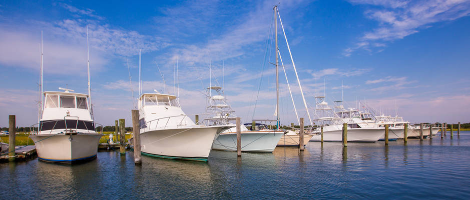 Cape May Marina