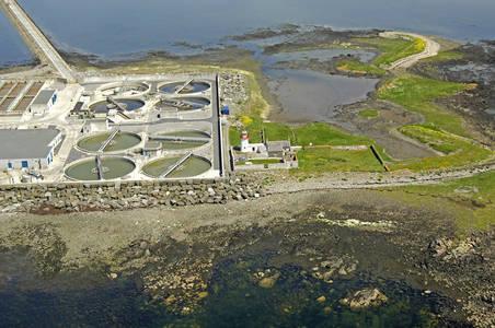 Mutton Island Light