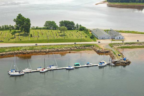 Pugwash Yacht Club Marina