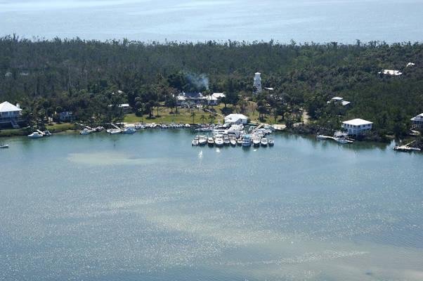 Cabbage Key Marina
