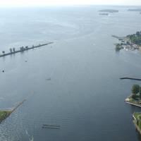 Canal De Lachine South Inlet