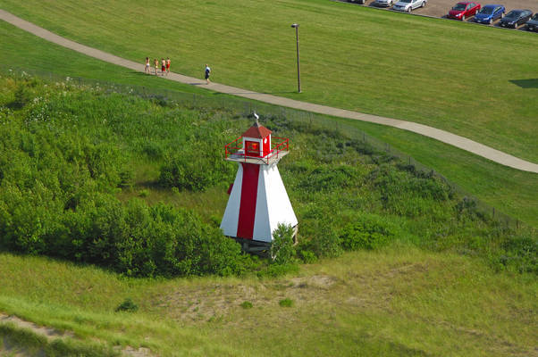 Pointe Du Chene Front Range Light