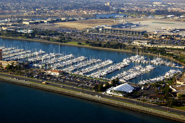 Safe Harbor | Cabrillo Isle Marina