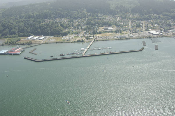 Port of Astoria Marina East Basin