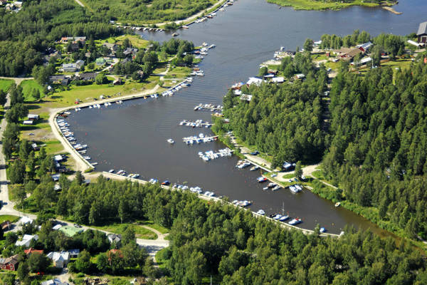 Pietarsaari Vanhasatama Harbour