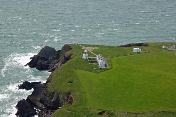 St Ann's Head Lighthouse