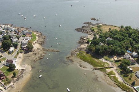 Juniper Cove Inlet