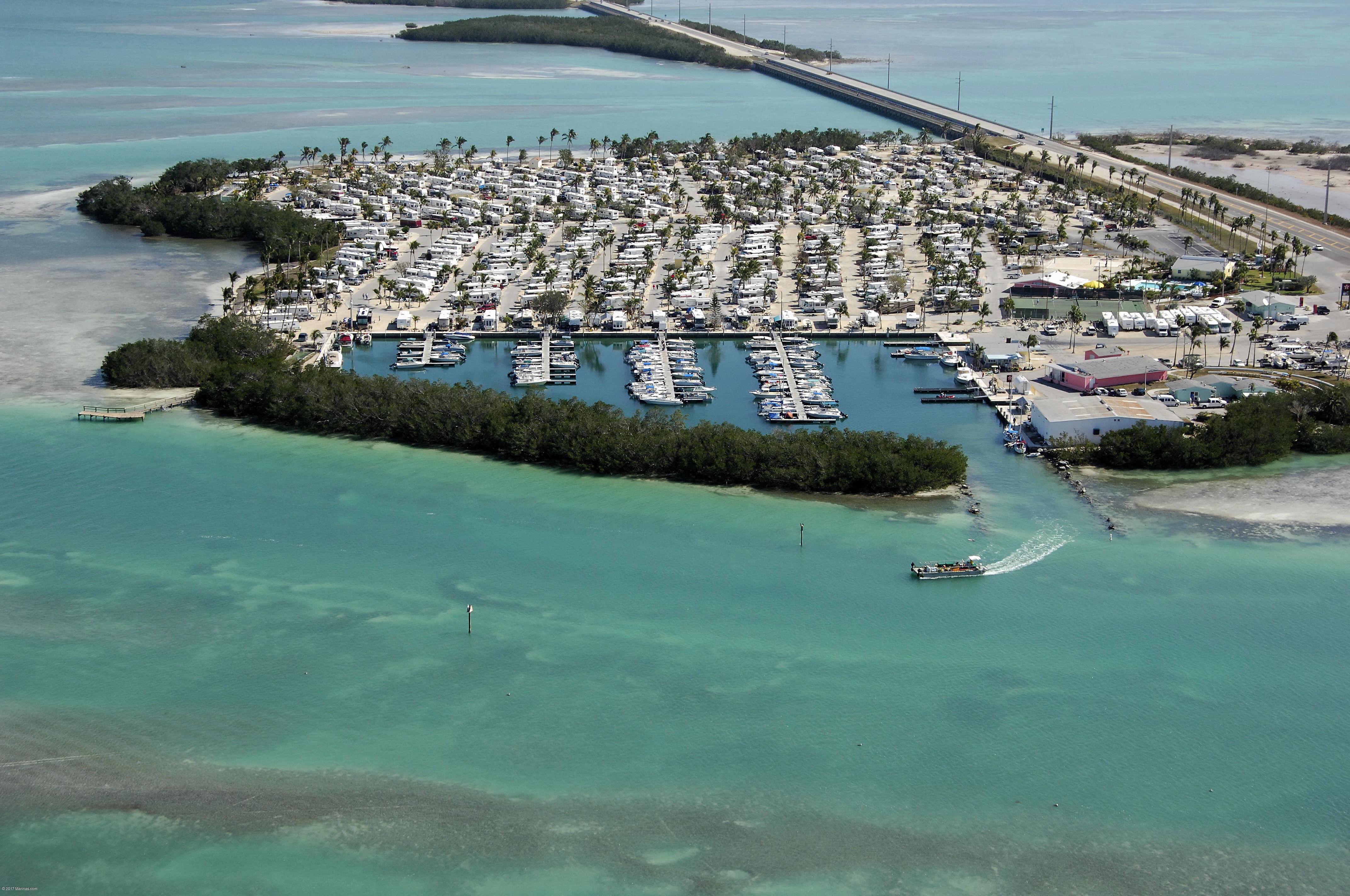 Sunshine Key Camping Resort In Big Pine Key Fl United