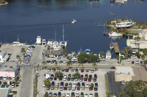 Tarpon Springs City Marina