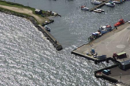 Kragenaes Havn Inlet
