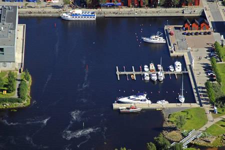Oulu Kauppatori Marina