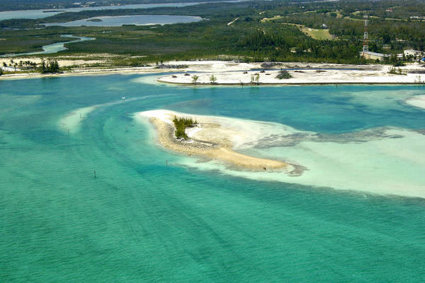 Treasure Cay Inlet