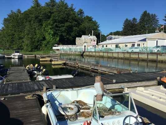 Goodwin Creek Marina