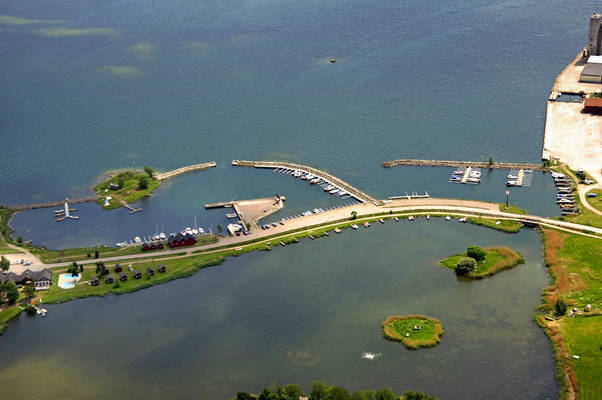 Port of Bergkvara Marina