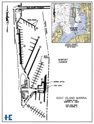 Goat Island Marina