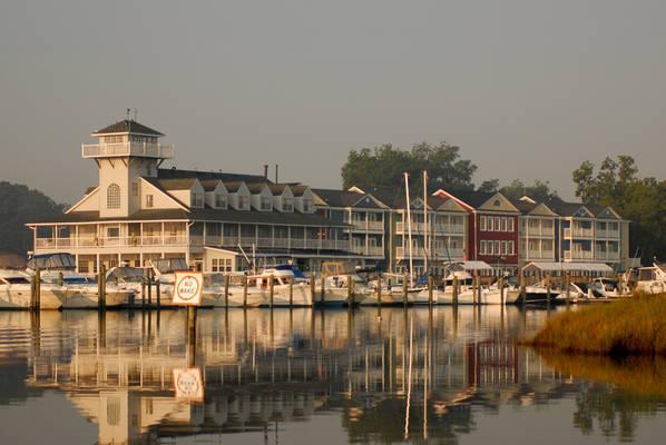 Smithfield Station Marina