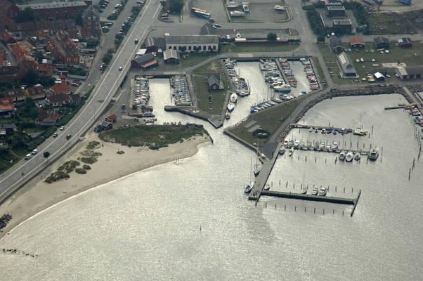Rønne Lystbådehavn - Nørrekås