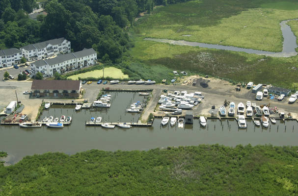 Harbor House & Marina