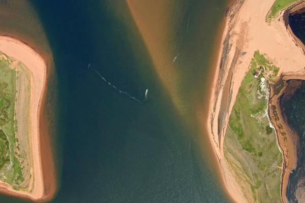 Cascumpequa Bay Inlet