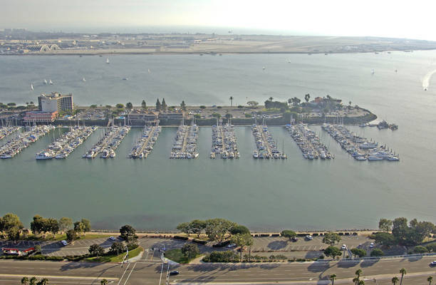 Harbor Island West Marina