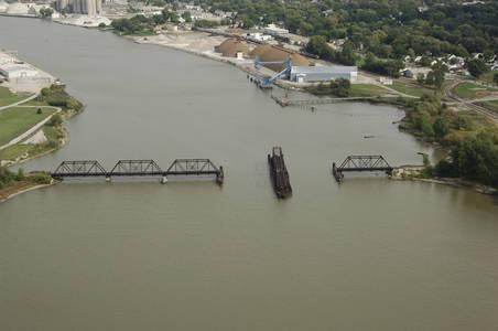 D and M Railroad Bridge