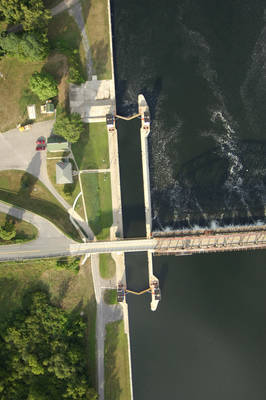 Erie Canal Lock 12