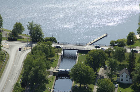 Rideau Canal South Inlet