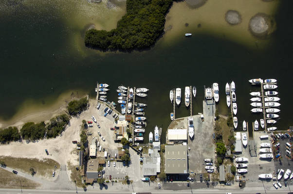 Endeavour Boatyard and Marina