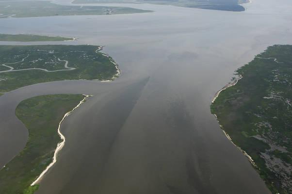 North Newport River Inlet