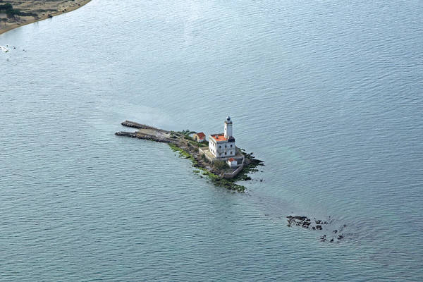 Isola della Bocca Light (Isola della Bacon Light)