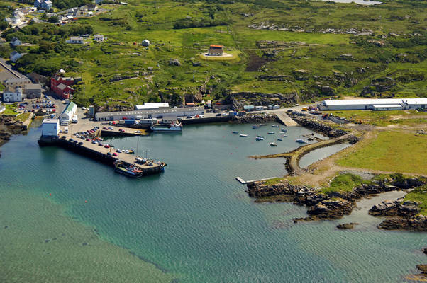 Burtonport Harbour & Ferry