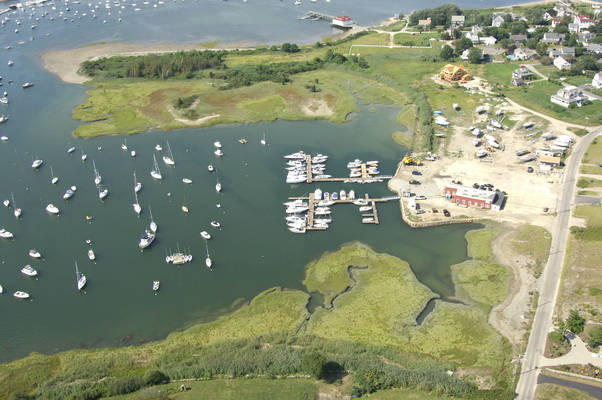 Scituate Marine Park Marina & Maritime Center