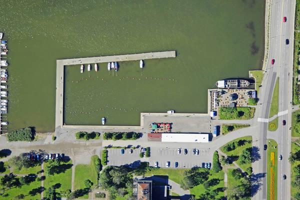Vaasa Fishing Harbour