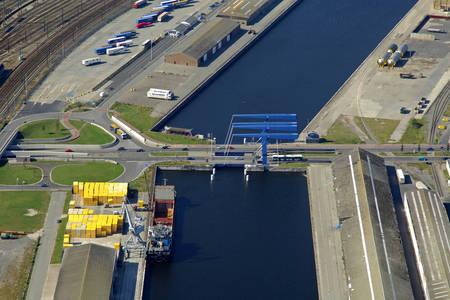 Houtkaal Bascule Bridge