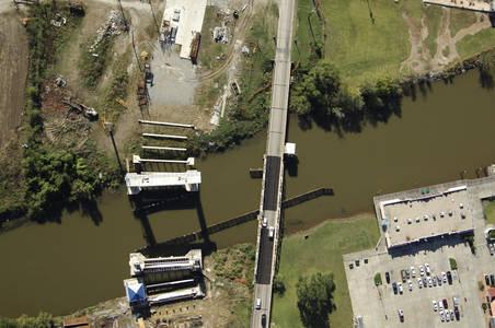 Lower Atchafalaya River Bridge 17