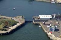 Camperdown Dock Gate