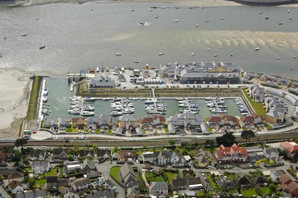 Deganwy Quay Marina