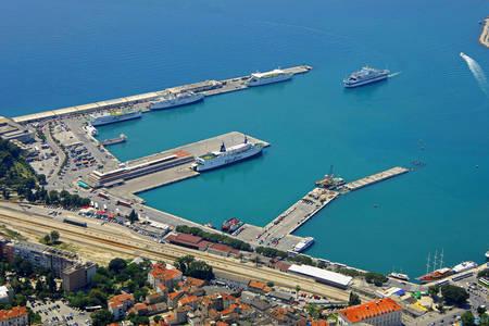 Split Ferry Terminal