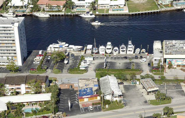 Hillsboro Inlet Fishing Center