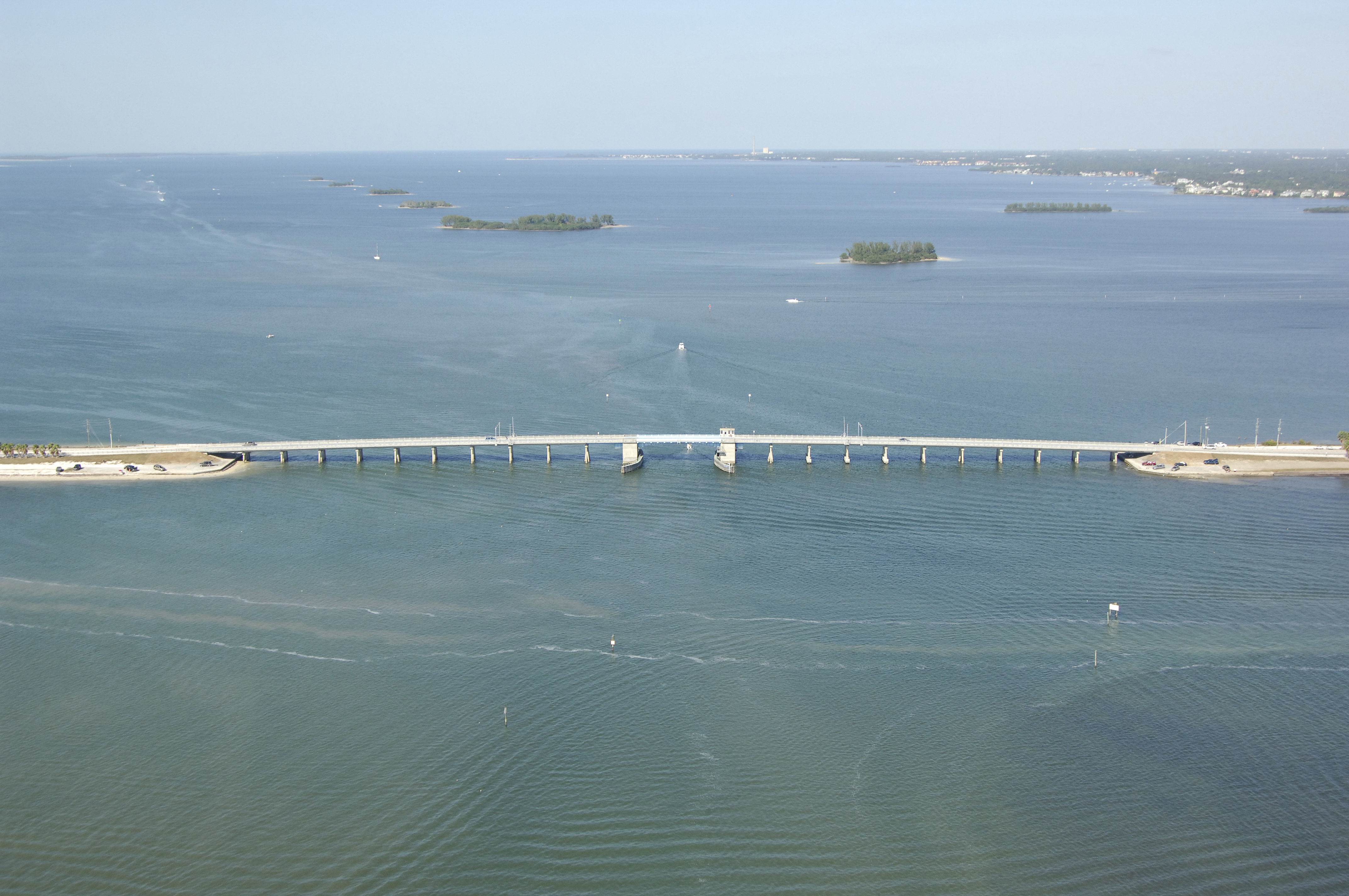 Dundedin causeway bascule bridge in fl united states bridge dundedin causeway bascule bridge nvjuhfo Image collections